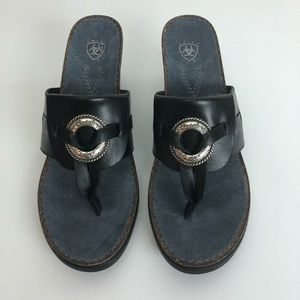 Ariat leather sandals